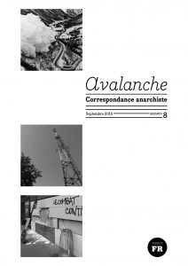 Avalanche FR 8